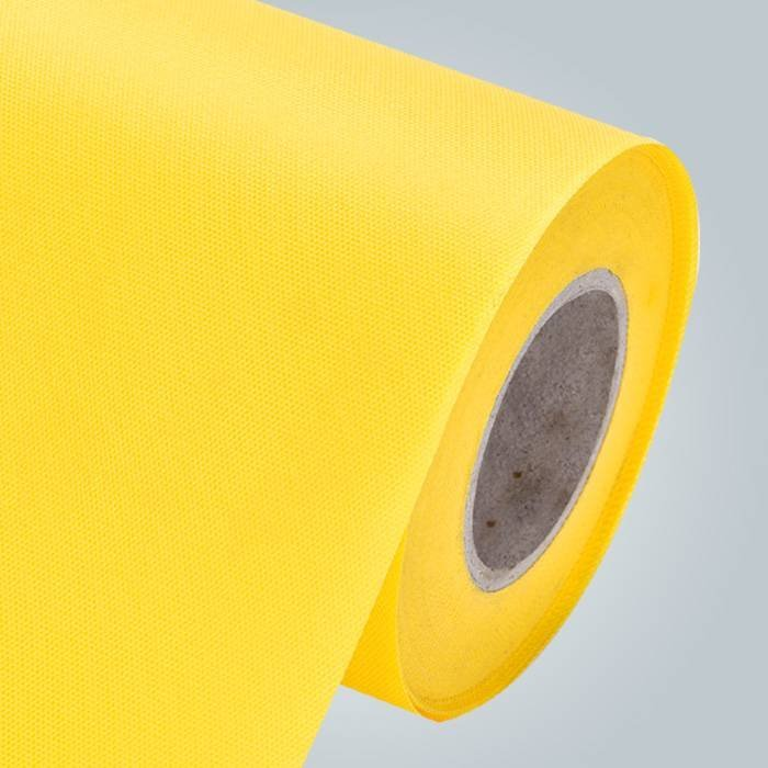 Soft feeling and hydrophilic spun bonded pp non woven fabric for hygienic products