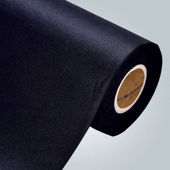 FR perforated  pp non woven fabric in grey color