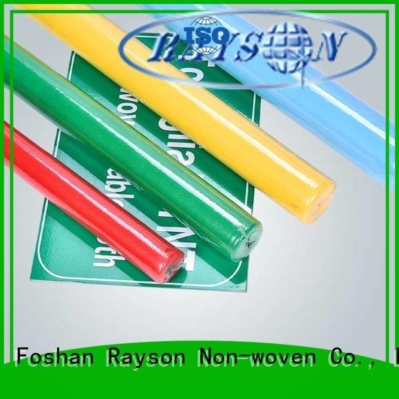non woven polypropylene fabric suppliers oil rayson nonwoven,ruixin,enviro Brand disposable table cloths