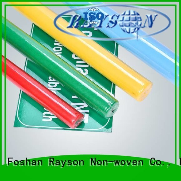 non woven polypropylene fabric suppliers oil rayson nonwoven,ruixin,enviro Brand disposable table cloths