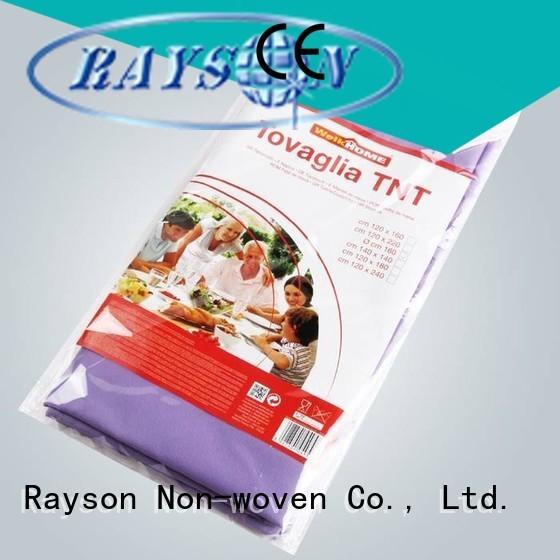 grade manufactuer non woven cloth rayson nonwoven,ruixin,enviro Brand