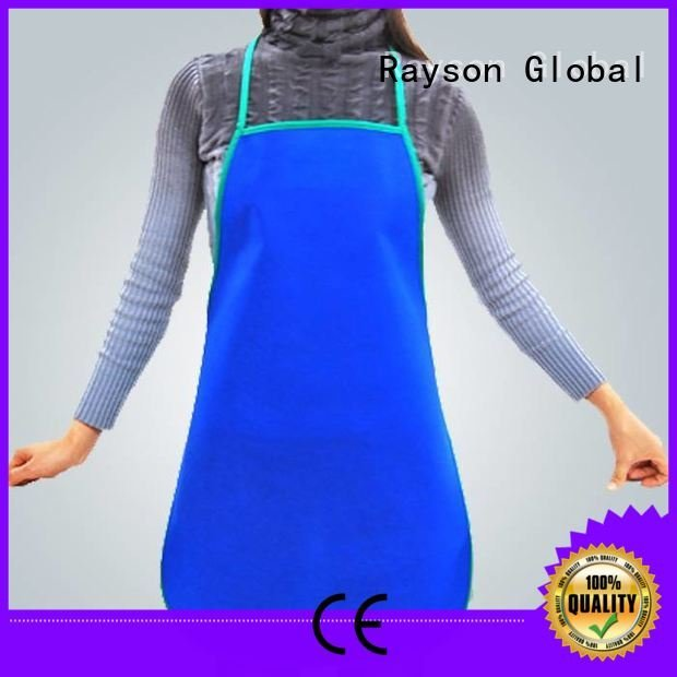 rayson nonwoven,ruixin,enviro Brand with hotel non woven geotextile filter fabric one tables