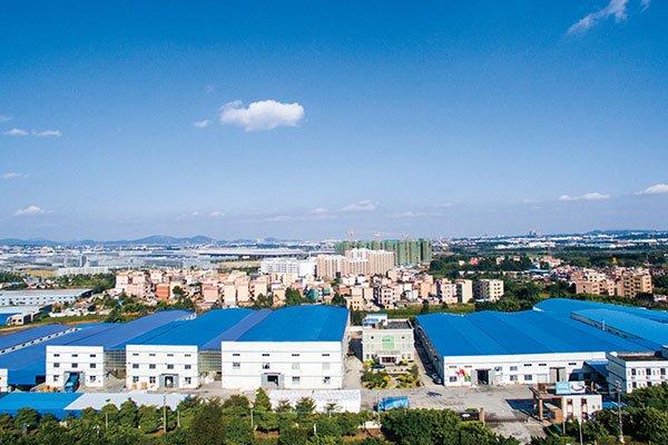 مصنع بانوراما