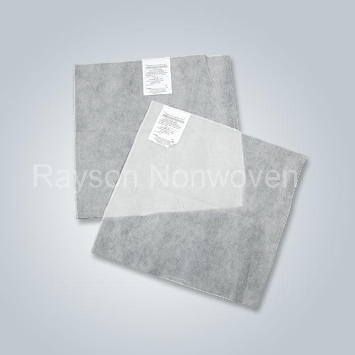 使い捨て不織車シートカバー/インテリア車製品枕ケース水証拠の Rsp AY01