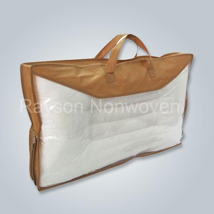 Non woven  pillow cover  cushion bags foldable bag Rsp AY03