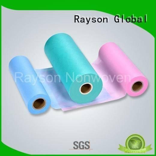 rayson nonwoven,ruixin,enviro Brand material facemask custom non woven factory