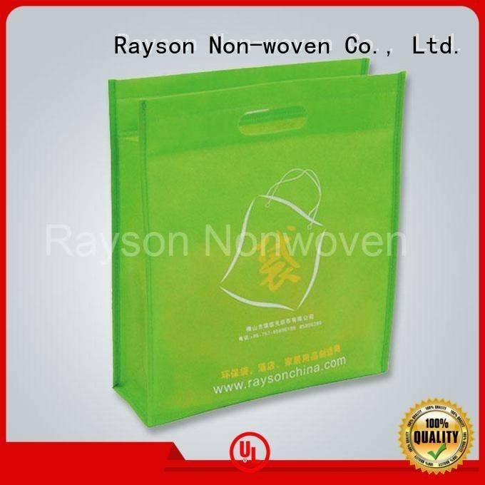 store rsp gsm non woven fabric rayson nonwoven,ruixin,enviro Brand