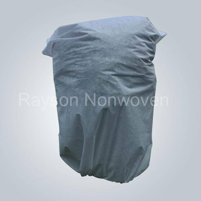 Anti-bacterial Recyclable Weed Barrier Fabric Anti Weed Mat
