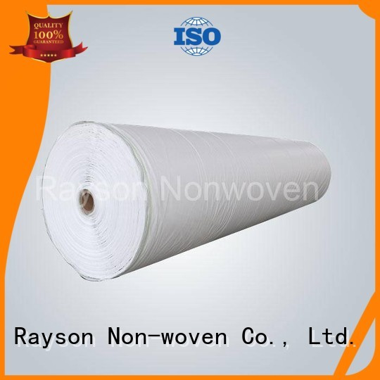 clothing embossed weed control landscape fabric rayson nonwoven,ruixin,enviro manufacture