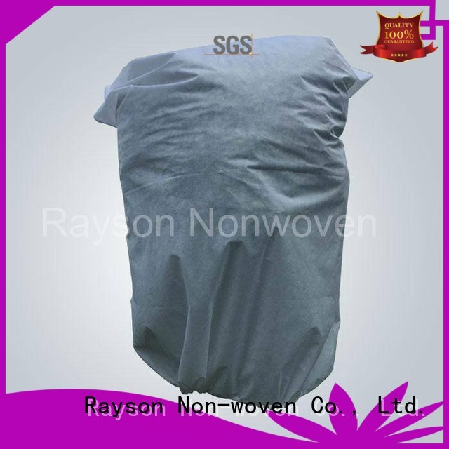 uniformity on biodegradable landscape fabric sheet rayson nonwoven,ruixin,enviro Brand