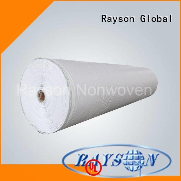 Hot biodegradable landscape fabric 10years rayson nonwoven,ruixin,enviro Brand