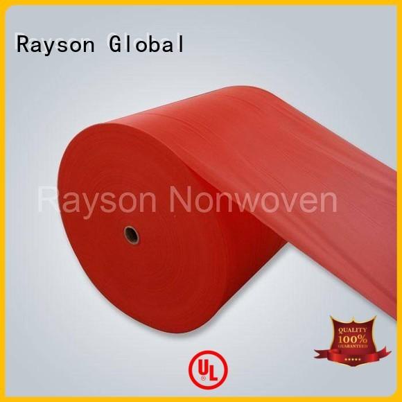 Quality rayson nonwoven,ruixin,enviro Brand nonwovens companies embossed different