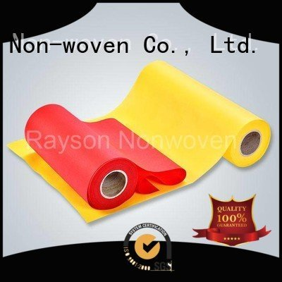 wooven products fibrenon rayson nonwoven,ruixin,enviro Brand non woven weed control fabric supplier