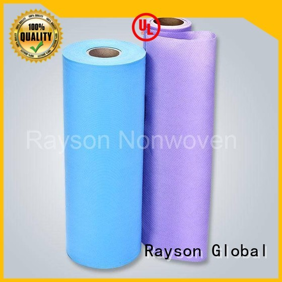 rayson nonwoven,ruixin,enviro Brand box latest medical non woven weed control fabric