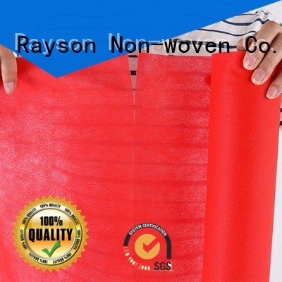 pk 1m12m24m32m rayson nonwoven, ruixin, enviro Marca meltblown non tessuto