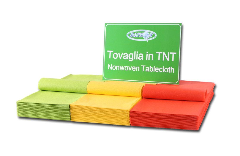 certificate selfowned pieces toxic rayson nonwoven,ruixin,enviro non woven cloth