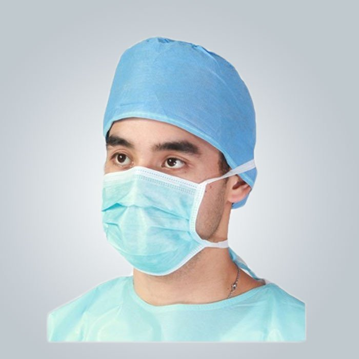 SMS polyester spunbond or  non woven spunbond use surgical colthes