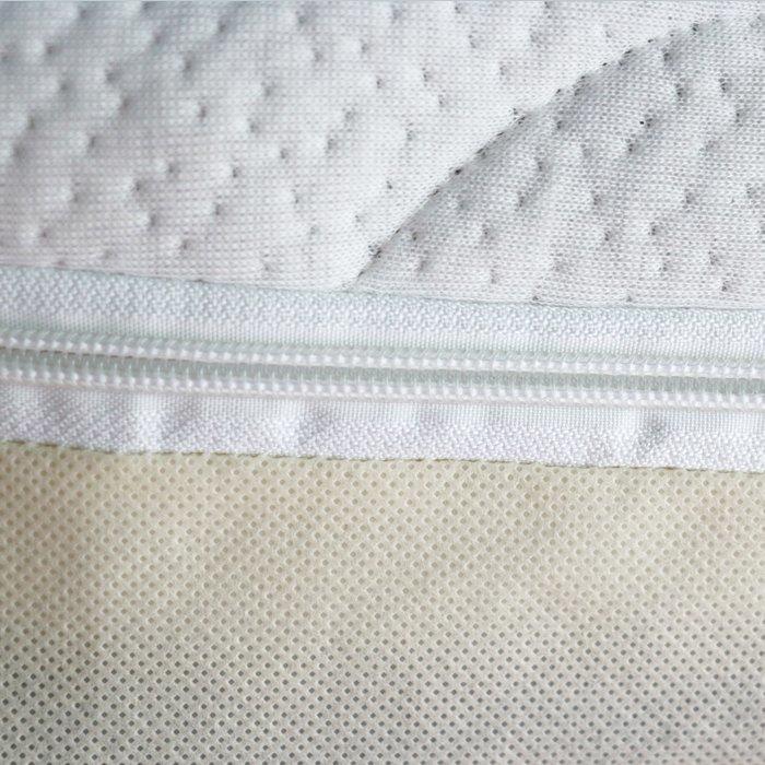 Bequemen & weichen Matratze ausgestattet zu decken, große Größe Protector mit Reißverschluss
