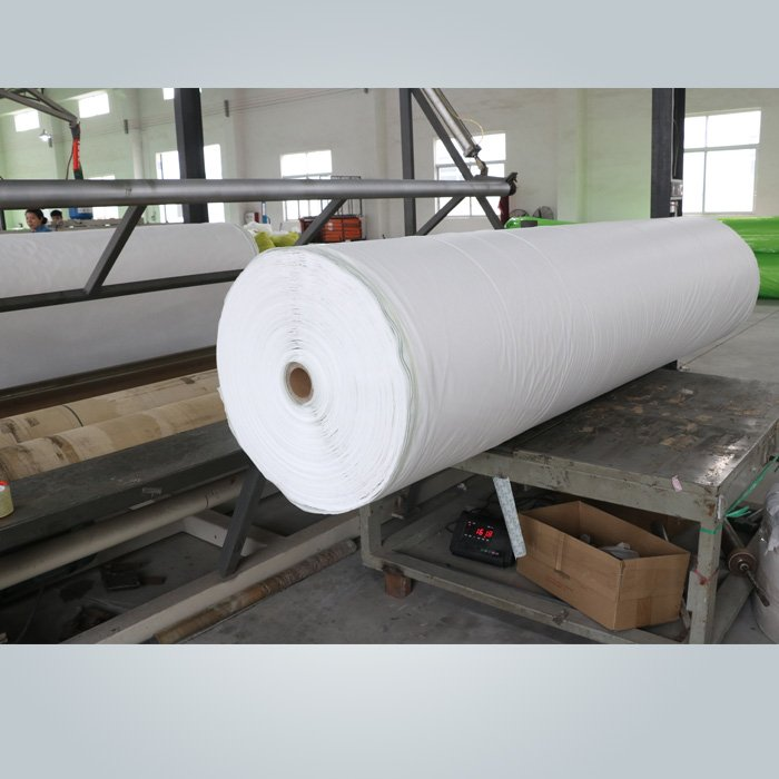 Joint width non woven landscape fabric with SGS certificate