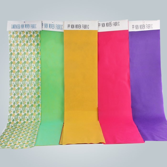 40gram black or beige  color perforated  non woven for sofa base and mattress base