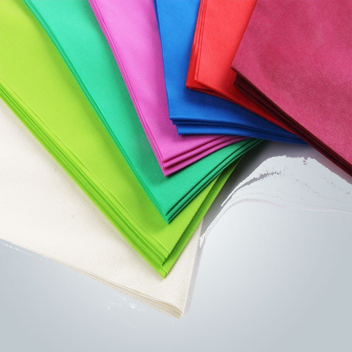 non woven wedding table cloth
