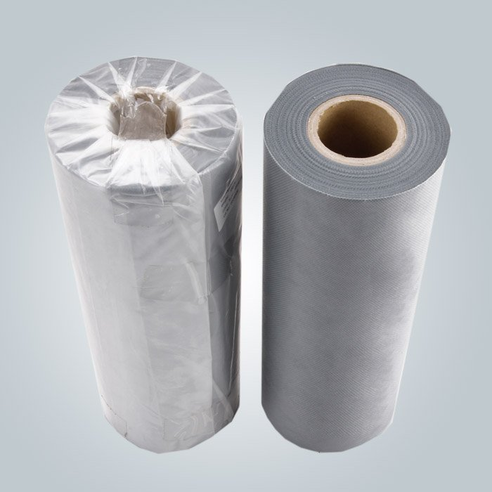 Anti - bacterial PP + PE Laminated Nonwoven Bed Cover Pre - Cut