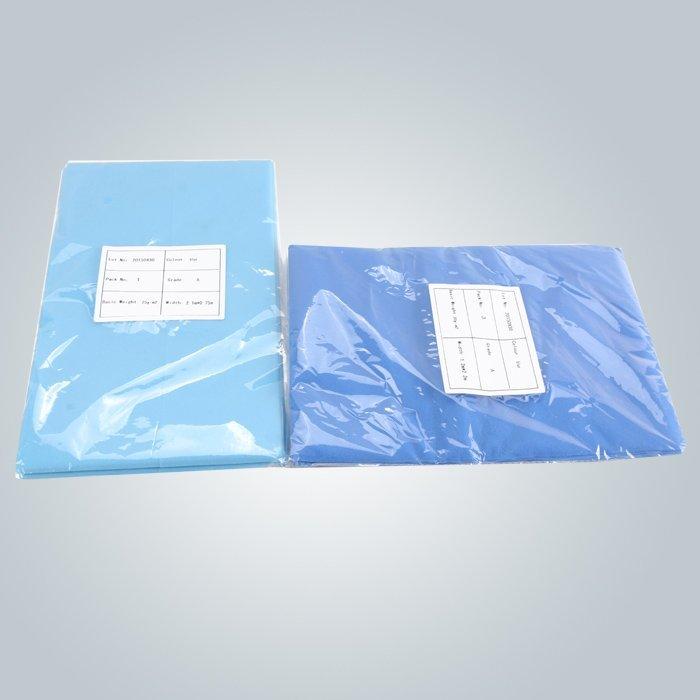 美しいサロン30グラムのための明るい色の柔らかいフィーリングTNTのベッドシート