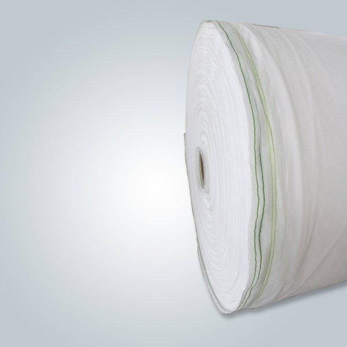 Biodégradables mixte large largeur non tissé protection contre le gel insecte barrière ligne couvrent