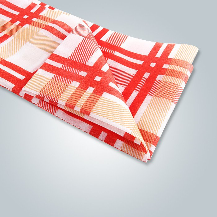 TNT Tablecloth with Custom Full-bleed Printing