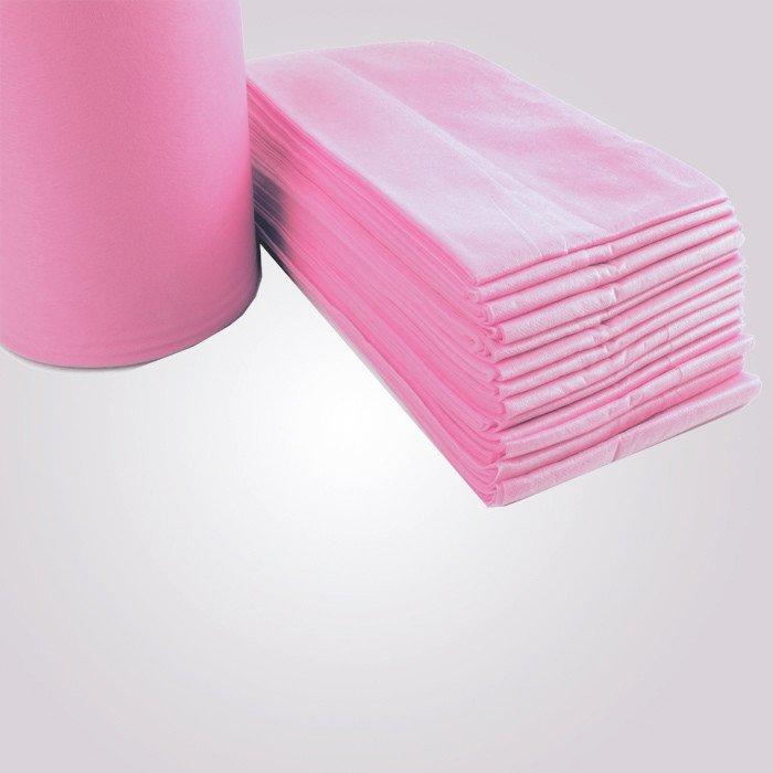 Beauty Salon Waterproof Non Woven Bedsheet