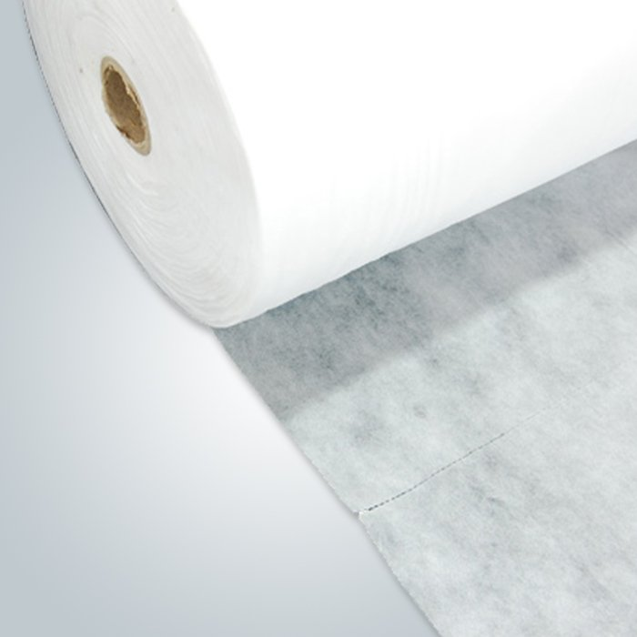Polypropylene raw matrerial perforated non woven fabric for furniture