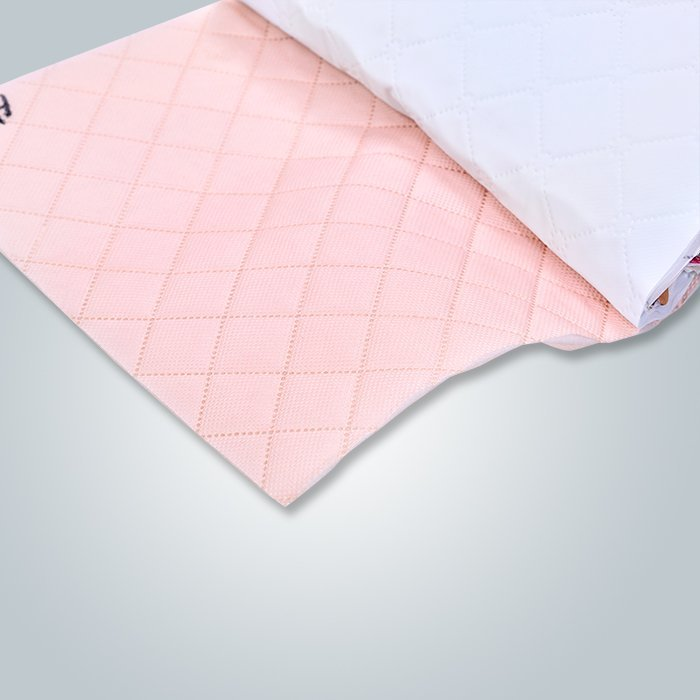 canapé 140gsm support en relief tissu non tissé