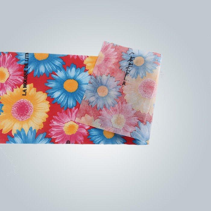 Kundenspezifischer Druckvliesstoff für Einkaufstaschen