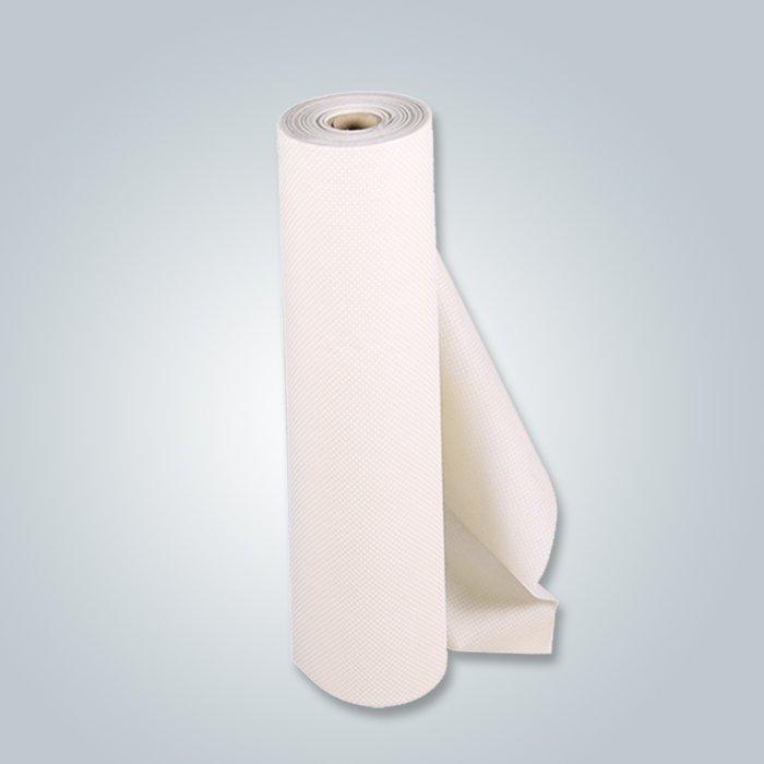 Feuerhemmender, rutschfester PP-Vliesstoff mit PVC-Punkt