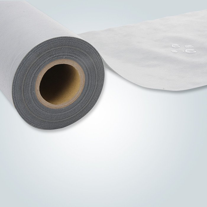 Waterproof SMS Non woven Fabric PP+PE medical material