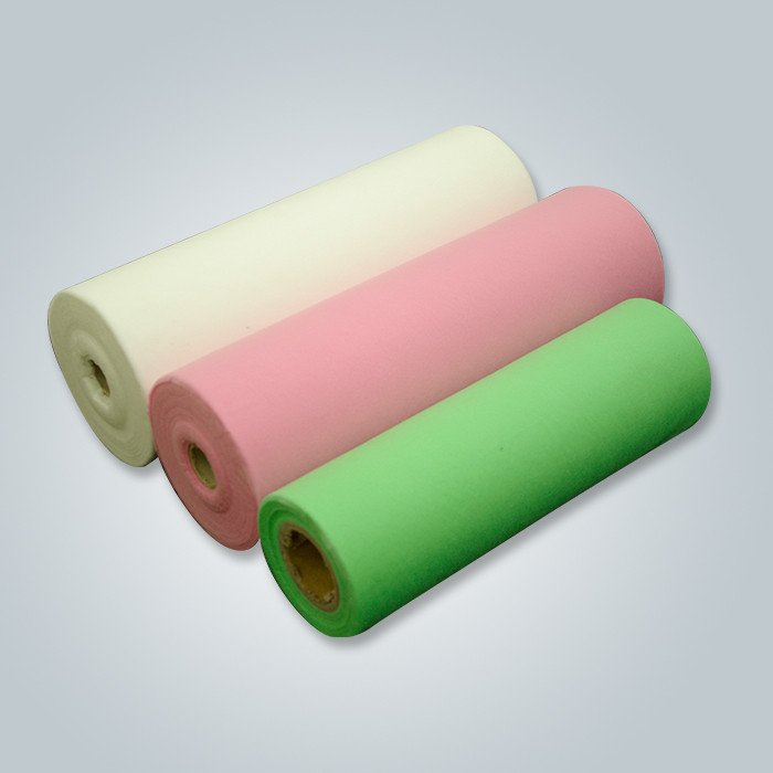 30gsm-150gsm CREAM MAROON LIGHT PINK  colors nonwoven Fabric