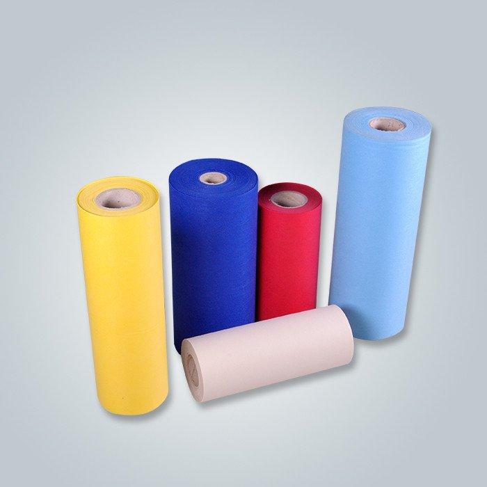 Tessuto non tessuto del Pk della fibra della fibra della graffetta del poliestere dell'articolo caldo di Alibaba