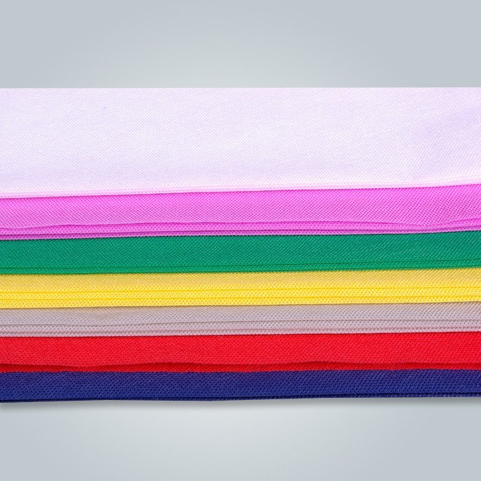 Hot Sale Banquet Use Waterproof Tablecloth Fabric Wholesale