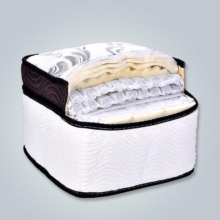 Envoltório de mola de tecido não tecido