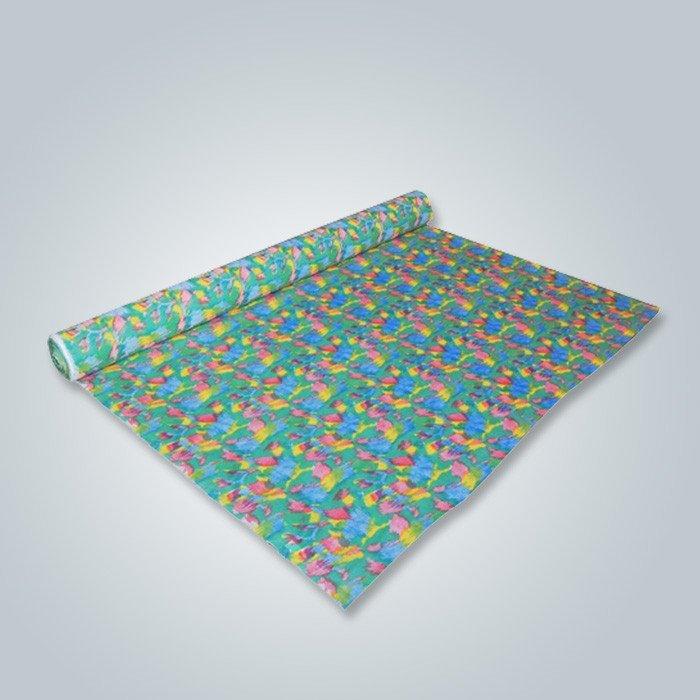 ソファの底のための印刷された不織布