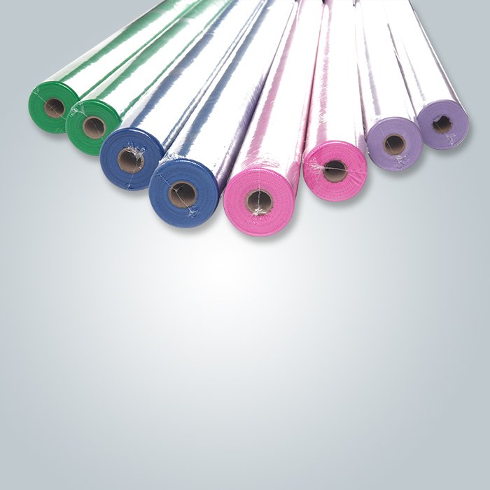 China Manufacturer PP Small Roll Non-woven Fabric For Table Cover