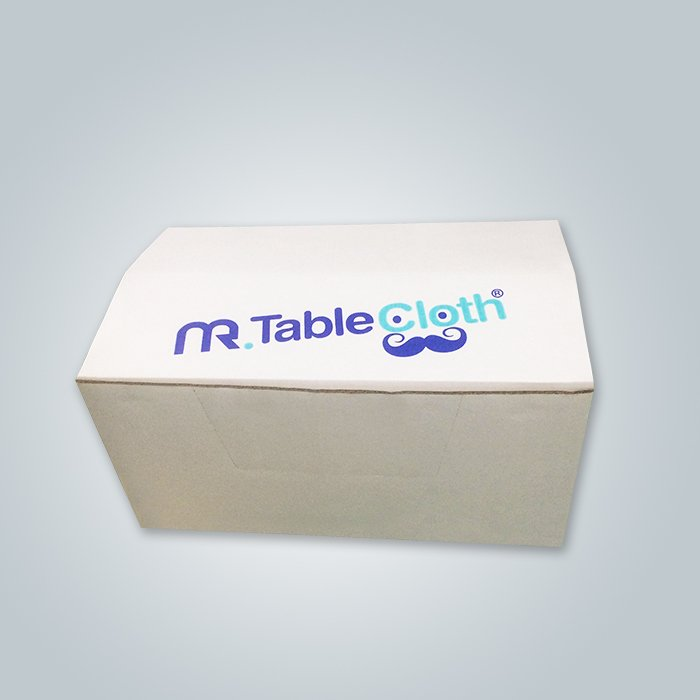 Brand Mr. Tablecloth 100% Polypropylene Fabric Sheet Table Cover