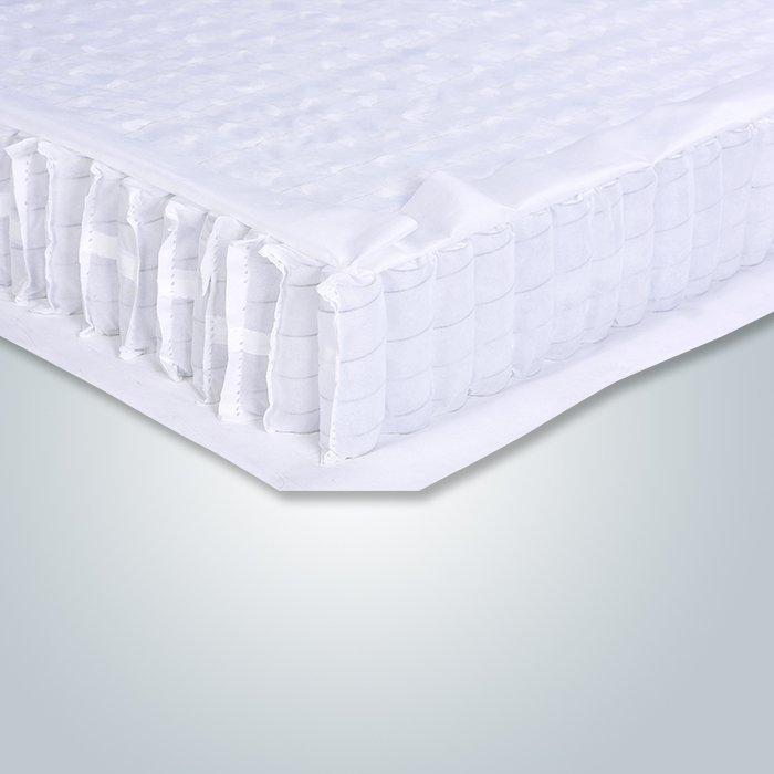 70gsm spinngebundenes nicht gewebtes Taschenfeder-Abdeckungsgewebe