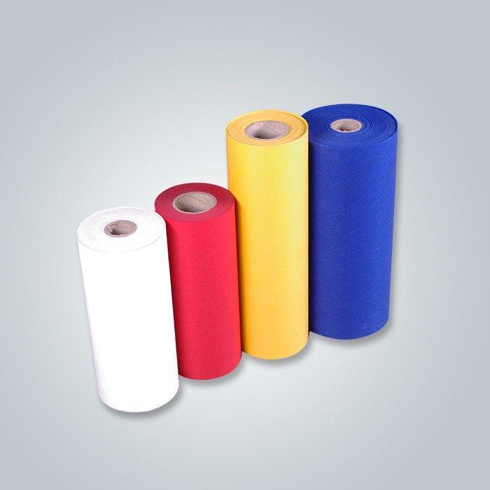 Fabrika fiyatı yüksek kalite% 100 pp bükümlü dokunmamış kumaş