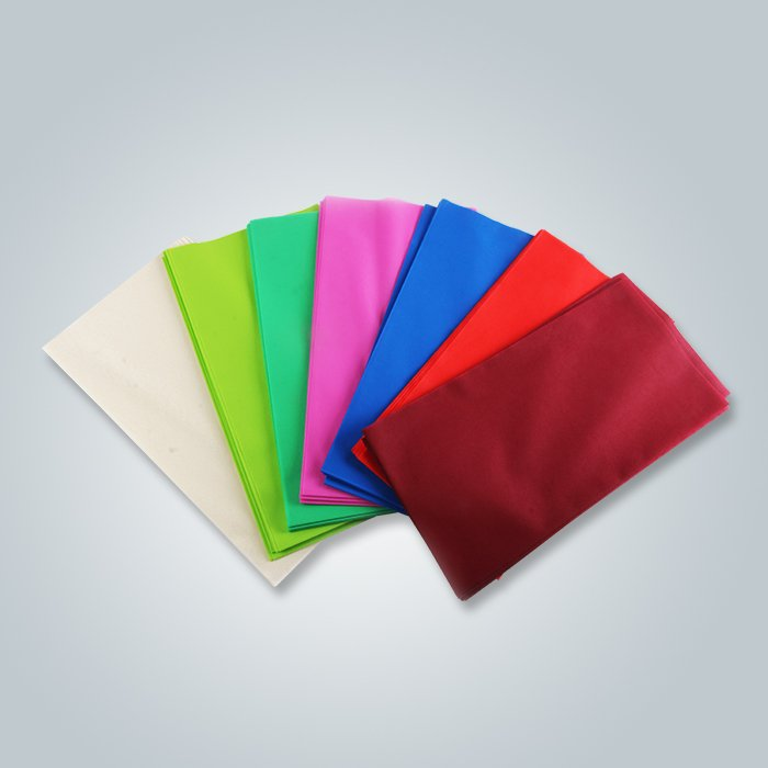 Disposable table cloth fabric / tnt tablecloth