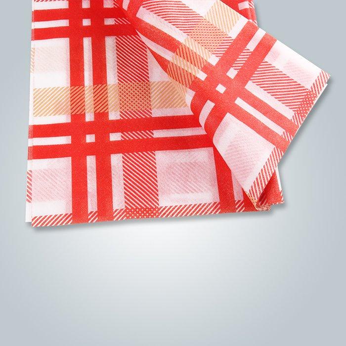 印刷不織布テーブルクロス/不織布サプライヤー
