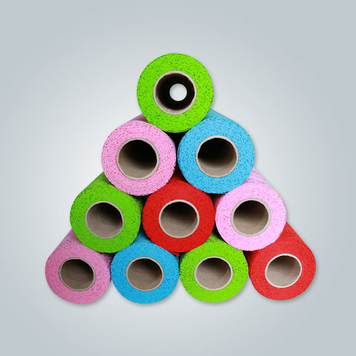 Meilleures ventes de différents types PP Spunbond Nonwoven For Flower Cover