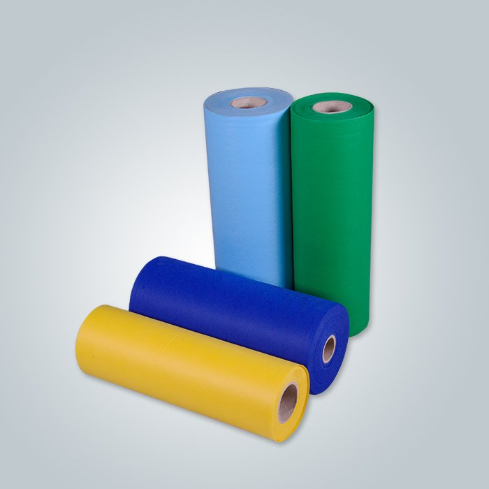 medical color pp non woven fabric