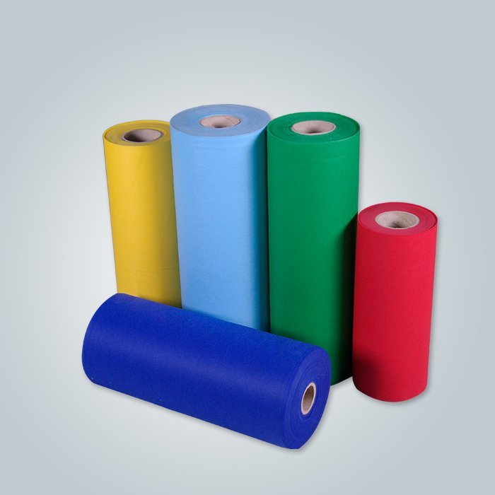 Wholesale China Textiles Hydrophobic SS Nonwoven Fabric