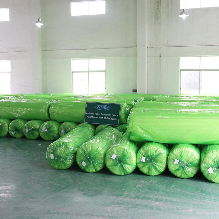China OEM Fabrik landwirtschaftliche nicht gewebte Rollen